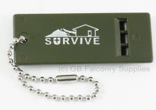 Buy Survival Whistle developed for distance ideal for falconry