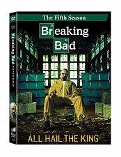 Buy BREAKING BAD fifth Season 5th five DVD Bryan CRANSTON Anna GUNN Aaron PAUL