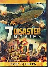 Buy 7movie DVD Crash Landing,FIRESTORM,Death Flight,CRASH DIVE,COUNTDOWN ARMAGEDDON