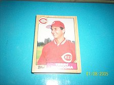 Buy 1987 Topps Traded Baseball TERRY FRANCONA REDS #34T FREE SHIPPING