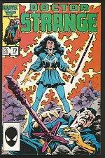 Buy Dr. Strange #79 Marvel Comics Claremont, GENE COLAN, Green 1985 VF or better
