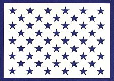 """Buy US G Spec 9.50"""" x 13.41"""" -Star Field Painting/Crafts/Stencil/Template"""