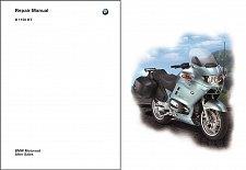 Buy 2001-2002-2003-2004 BMW R1150RT Service Manual CD - Multilingual