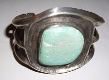Buy Vintage Native American Turquoise Cuff Bracelet