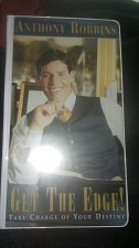 Buy Anthony Tony Robbins GET THE EDGE Take Charge of Your Destiny Program 10 CD'S