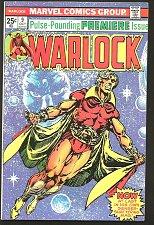 Buy WARLOCK #9 Jim Starlin returns Magus, Gamora 1st print GUARDIANS OF THE GALAXY