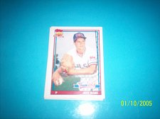 Buy 1991 Topps Traded card of rookie jeff ware team usa #124T mint free ship