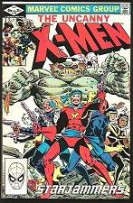 Buy Uncanny X-men #156 Marvel Comics 1982 1st Starjammers 1st print and series