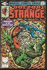 Buy Doctor Strange #32 Chris Claremont, Gene Colan, Dan Green Marvel Comics 1980 VF+