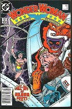 Buy WONDER WOMAN #2 George Perez Very Fine- range or better DC Comics 1987
