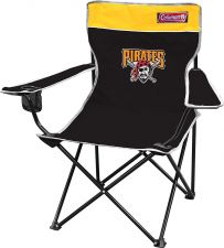 Buy MLB Pittsburgh Pirates Broadband Quad Chair by Coleman