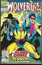 Buy WOLVERINE #58 Marvel Comics 1992 Terrific 1st long series