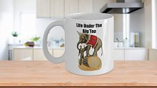 Buy Life Under The Big Top Coffee Mug