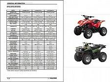 Buy 2001 Polaris Scrambler 50 / Scrambler 90 / Sportsman 90 ATV Service Manual on CD