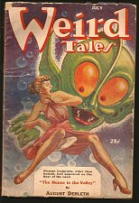 Buy Weird Tales July 1953 Pulp Magazine original
