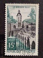 Buy France 1v used stamp 1957 Mi1145 Le Quesnoy