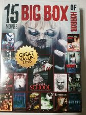 Buy 15Movie 21hrs DVD Jamie Lee CURTIS Leslie NIELSEN Wendy LYON Victoria PRINCIPAL
