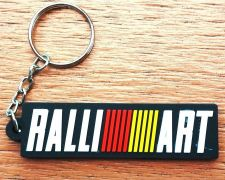 Buy 1 KEYCHAIN KEYRING RALLI ART RUBBER MOTORCYCLE BIKE CAR RACING COLLECTIBLE GIFT