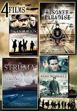 Buy 4movie DVD Regeneration,Prisoner of Paradise,STRUMA,Passchendaele,Jonathan PRYCE