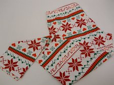 Buy Womens Ankle Leggings CHRISTMAS LOVE SIZE XL NO BOUNDARIES Skinny Legs Inseam 28