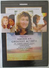 Buy 3movie DVD The House of the Spirits,MARVINS ROOM,Music of the Heart,Meryl STREEP
