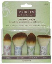 Buy EcoTOOLS Make-Up Kabuki Brush Set