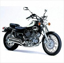 Buy 1987-2003 Yamaha Virago 535 ( XV535 ) Service & Parts Manual on a CD