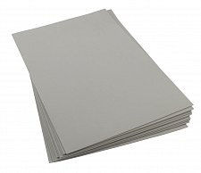 Buy Craft Foam Sheets--12 x 18 Inches - Light Gray - 5 Sheets-2 MM Thick