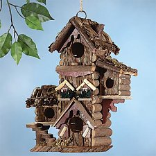Buy 30206U - Gingerbread Style Decorative Wood Birdhouse