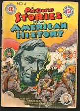 Buy Picture Stories From American History #4 EC Comics 1947 1st print & series