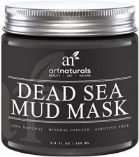 Buy Art Naturals Dead Sea Mud Mask For Face, Body and Hair 8.8 Oz, 100% Natural And