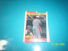 Buy 1987 Fleer Baseballs Best Sluggers Vs Pitchers TIM RAINES #32 FREE SHIP