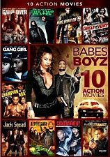 Buy 10movie DVD Gang Girl CONSIGNMENT Jack Squad LOCATOR Champion Road REPENTANCE