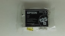 Buy Epson T1251 genuine BLACK 125 ink printer Stylus NX130 NX127 NX125 all in one