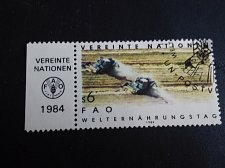 Buy UNO Vienna Stamp 1984 World Food day