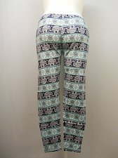 Buy Women PLUS SIZE Leggings Elephant Print Skinny Legs Inseam 29 SIZE 1X 2X 3X 4X