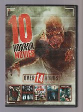 Buy 10movie DVD Zombie Dearest,INVISIBLE,Last of the Living,WINDCROFT,Hoboken Hollow