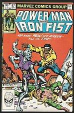 Buy Power Man and Iron Fist #97 Marvel Comics VF-/VF 1983 CHAN-- FERA