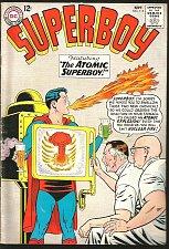 Buy SUPERBOY #132 DC COMICS 1964 Silver Age 1st Print Fine-/Fine range