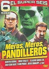 Buy 6movie DVD LOS COMMANDOS DELINCUENTES Agustin BERNAL Jorge ALDAMA Pedro VALMEN
