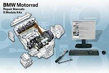 Buy 2009-2011 BMW K1300GT K1300R K1300S RepROM Service Manual DVD - Multilingual