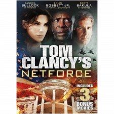 Buy 4movie DVD CCH POUNDER,NETFORCE,Code Name DANCER,Sandra BULLOCK Cate CAPSHAW