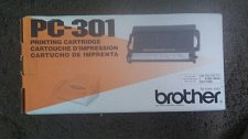 Buy GENUINE BROTHER PC-301 PRINT CARTRIDGE FAX 750/770/775/870MC/885MC/MFC-970MC