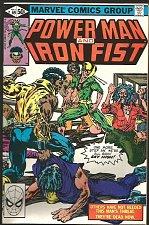 Buy Power Man and Iron Fist #69 Marvel Comics VF- 1981 MARY JO DUFFY