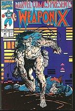 Buy Marvel Comics Presents #80 WEAPON X WOLVERINE Marvel Comics LOGAN Barry W. Smith