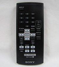 Buy Sony RMT D191 Remote Control DVP FX730 DVP FX750 DVP FX810 DVP FX820 DVP FX930