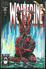 Buy WOLVERINE #43 VF/+ High Grade Marvel Comics 1991