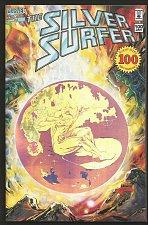 Buy Silver Surfer #1 Giant-sized 100 Anniversary Marvel Comics VF+/NM 1995 HOLOGRAM