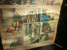 Buy Flash Gordon Jungle Jim March 15, 1936 Alex Raymond art Sunday Newspaper Strips