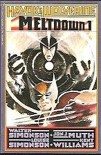 Buy HAVOK & WOLVERINE Meltdown #1 Marvel Comics High Grade Deluxe Format